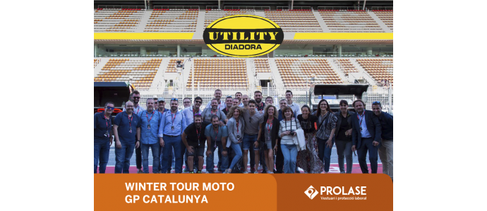 Winter Tour Motogp Catalunya